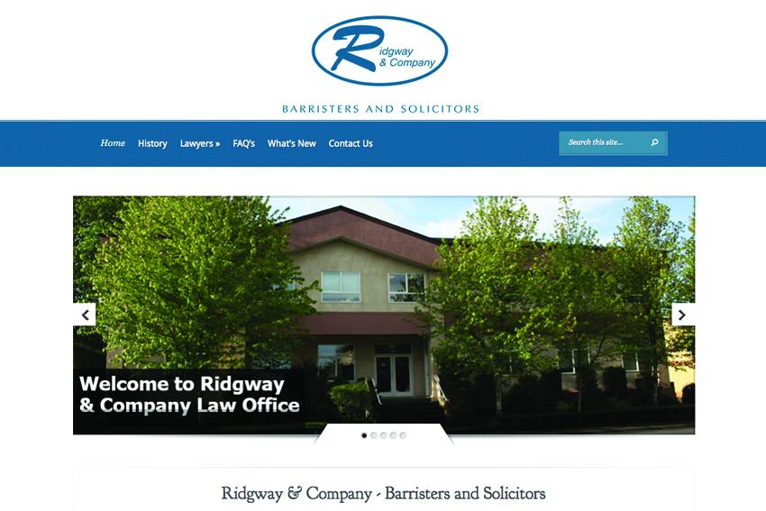 cowichan website designer
