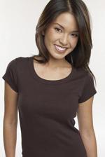 ladies-scoop-neck-tshirt