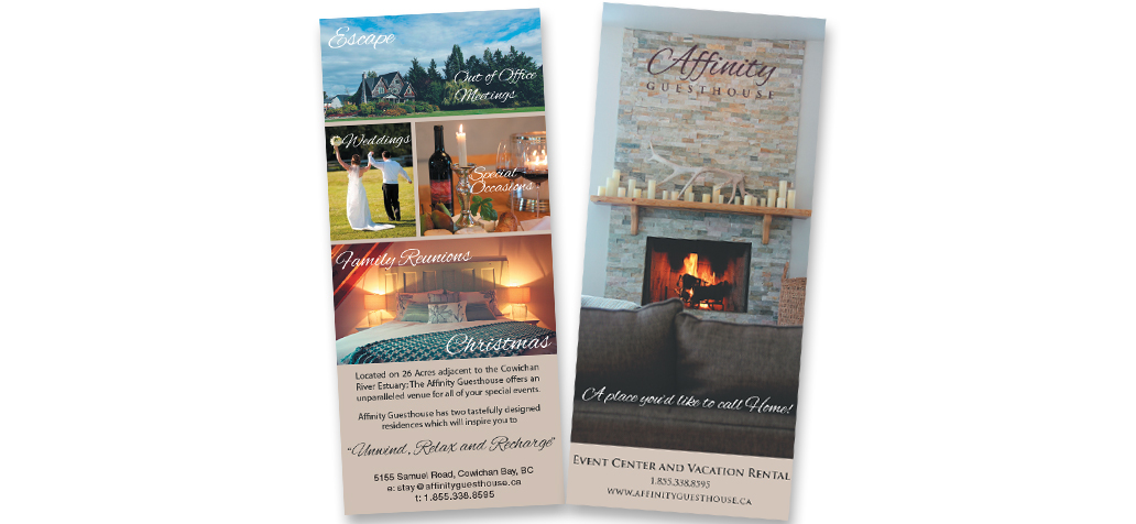 Graphic Design Print Services in Duncan BC