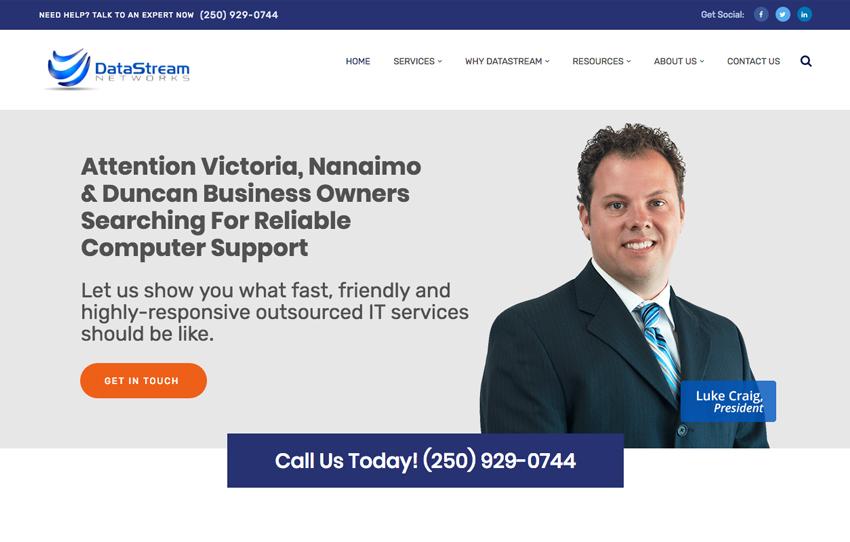 Web Site Developer Duncan BC